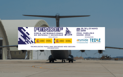 Gaptek will exhibit life-size products at FEINDEF in Madrid